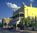 A picture of Colonial Architecture; Brisbane, Queensland