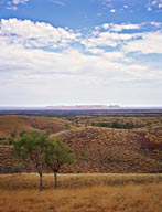 Picture of Gosse Bluff, Northern Territory, Australia