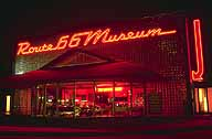 The Route 66 Museum; Clinton, Oklahoma