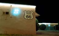 The Blue Swallow Motel; Tucumcari, New Mexico