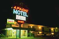 The Apache Motel; Tucumcari, New Mexico