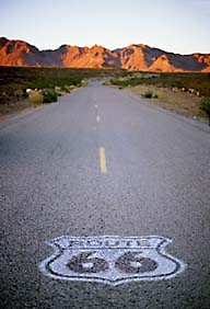 South Pass, Ariaona, Route 66
