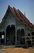 Wat Temple Construction :: Chiang Mai