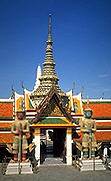 Guardians :: Grand Palace :: Bangkok, Thailand