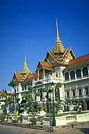 The Grand Palace :: Bangkok, Thailand
