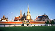 The Temple Compound :: Grand Palace :: Bangkok, Thailand
