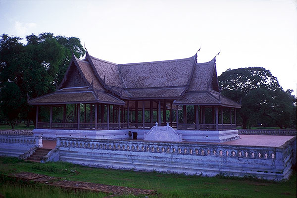 A full renovation<br>Ayuthaya, Thailand: Ayuthaya, Thailand : Ruins and Restorations.