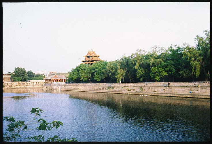 The Forbidden City :: Beijing, China: The Forbidden City, Beijing, People's Republic of China : Lakes.