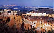 Sunset at Sunrise Point :: Bryce Canyon National Park :: Utah, USA