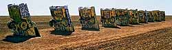 Cadillac Ranch :: Amarillo, Texas