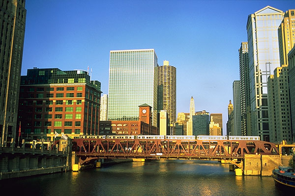 Everything you need to mov.<br>Chicago, Illinois: Chicago, Illinois, United States of America : Rivers; City Scenes.