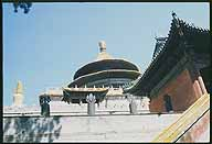 Pule Temple :: The Round Pavilion :: Chengde, Hebei Province
