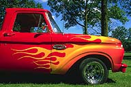 Wilmington Car Show :: Wilmington, Illinois