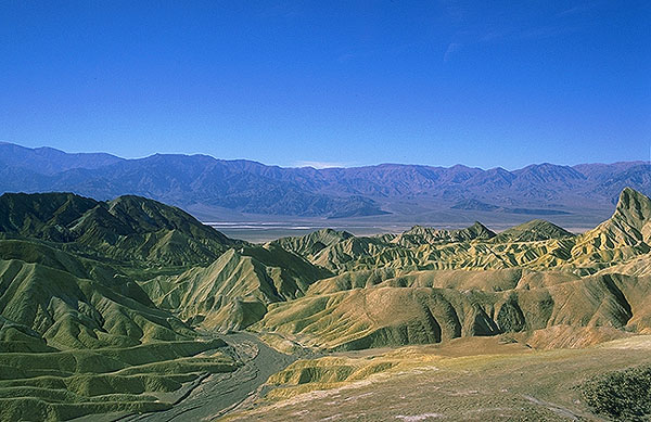 Death Valley<br>California: Death Valley, California, United States of America : Geological Formations; Landscapes.