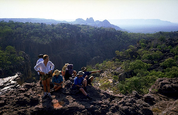 Twin Falls<br>Kakadu National Park<br>Northern Territory, Australia: Twin Falls, Northern Territory, Australia : Landscapes; People You Meet.