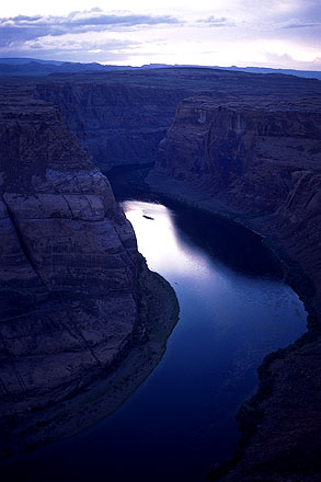 Horseshoe Bend<br>Glen Canyon<br>Arizona, USA: Glen Canyon, Arizona, United States of America : Canyons; Rivers.
