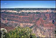 The View from Bright Angel Point :: Grand Canyon, North Rim :: Arizona, USA