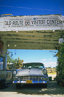 International Bioregional Old Route 66 Visitor Center :: Hackberry, Arizona