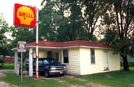 Russell Soulsby's Shell Station :: Mt Olive, Illinois
