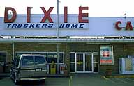 Dixie Trucker's Home :: Route 66 Museum and Hall of Fame :: North of Springfield, Illinois