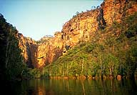 Jim Jim Falls :: Kakadu National Park :: Northern Territory, Australia