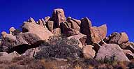Rock Pile in Hidden Valley :: Joshua Tree National Monument :: California, USA