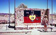 Memorial to the Kalkadoon & Mitakoodi Massacre :: Between Mt. Isa and Cloncurry :: Queensland, Australia