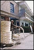 The steamer shop ::  :: Kashgar :: Xinjiang, China