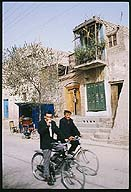 I love to ride my bicycle ::  :: Kashgar :: Xinjiang, China