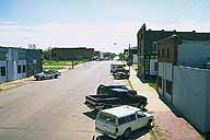 A typical Main Street :: The lingering shadow of 66 :: Galena, Kansas