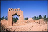 Pilang Ancient City :: Kuqa :: Xinjiang, China
