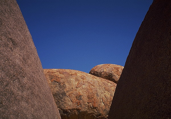 Devils Marbles<br>Northern Territory, Australia: Devils Marbles, Northern Territory, Australia : The Natural Order; Abstractions.