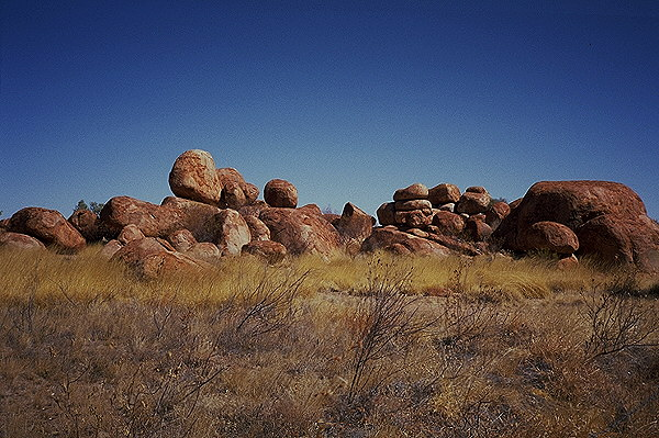 Devils Marbles<br>Northern Territory, Australia: Devils Marbles, Northern Territory, Australia : The Natural Order.