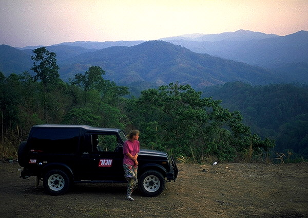 Mae Hong Son Loop<br>Chiang Mae to Pai<br>Thailand: Mae Hong Son Loop, Thailand : Landscapes; Katrin.