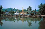 Mae Hong Son Loop :: Town of Mae Hong Son