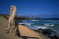Sand Pillar :: Great Ocean Road :: Victoria, Australia
