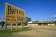 Buffalo Ranch :: 26 miles into Oklahoma