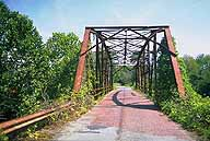 Rock Creek Bridge :: Near Sapulpa, Oklahoma
