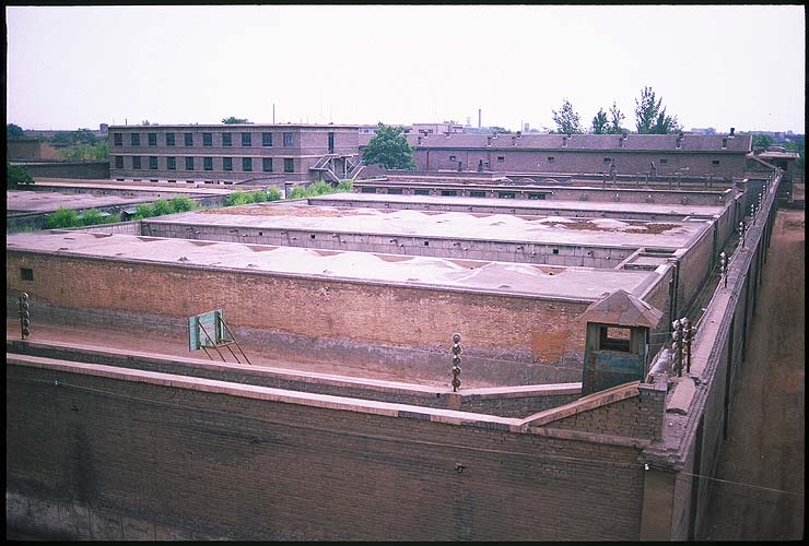 Penitentiary--Unused?<br><br>Pingyao :: Shanxi, China: Pingyao, Shanxi, People's Republic of China : Buildings.