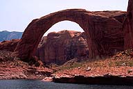 Rainbow Bridge :: Lake Powell, Utah