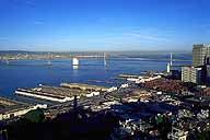 The Bay Bridge :: San Francisco, California