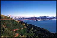The Golden Gate Bridge :: San Francisco, California