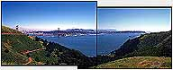 The Golden Gate and Outter Bay :: San Francisco, California