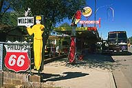 Along Old Route 66 :: Seligman, Arizona