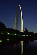 The St. Louis Arch :: St. Louis, Missouri