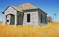 Abandoned :: Just east of Amarillo, Texas