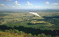 Hang gliding :: The Tambourine Mountains :: Queensland, Australia