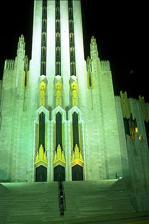 Art Deco Cathedral<br>Tulsa, Oklahoma: Tulsa, Oklahoma!, United States of America : Buildings.