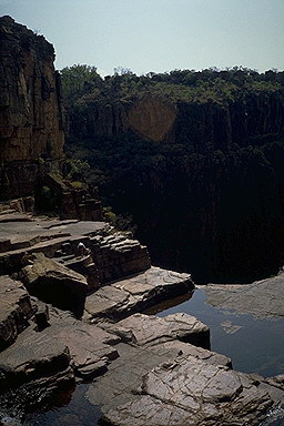 Twin Falls<br>Kakadu National Park<br>Northern Territory, Australia: Twin Falls, Northern Territory, Australia : Geological Formations; Rivers.