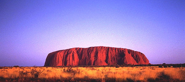 Uluru (Ayers Rock)<br>Northern Territory, Australia: Uluru (Ayer's Rock), Northern Territory, Australia : The Natural Order; Landscapes.